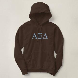 Alpha Xi Delta Lil Big Logo Hoodie