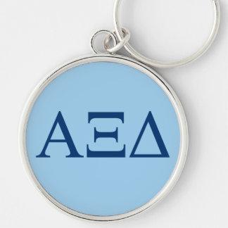 Alpha Xi Delta Lil Big Logo Key Ring