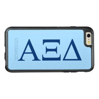 Alpha Xi Delta Lil Big Logo OtterBox iPhone 6/6s Plus Case