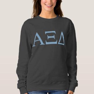 Alpha Xi Delta Lil Big Logo Sweatshirt