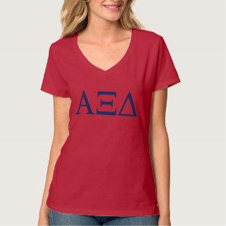 Alpha Xi Delta Lil Big Logo T-Shirt