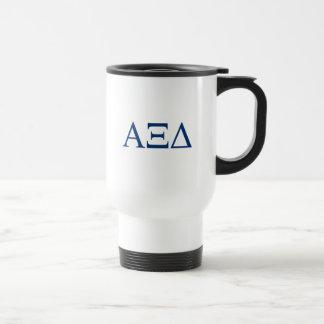 Alpha Xi Delta Lil Big Logo Travel Mug