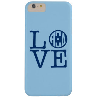 Alpha Xi Delta Love Barely There iPhone 6 Plus Case