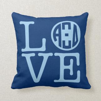 Alpha Xi Delta Love Cushion
