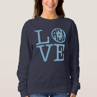 Alpha Xi Delta Love Sweatshirt