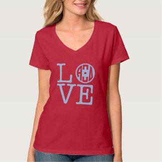 Alpha Xi Delta Love T-Shirt