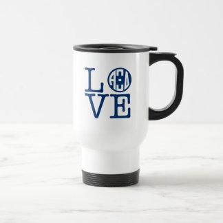 Alpha Xi Delta Love Travel Mug
