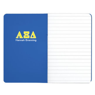 Alpha Xi Delta Yellow Letters Journal