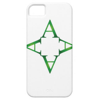 Alphabet A iPhone 5 Cases