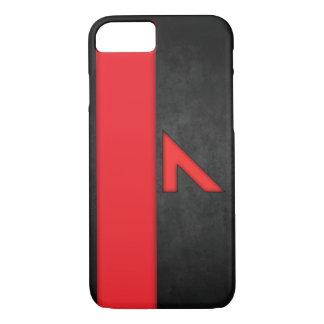 Alphabet A iPhone 7 Case