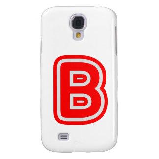 Alphabet ALPHAB BBB Galaxy S4 Case