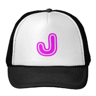 Alphabet ALPHAJ JJJ Hats