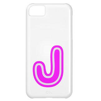 Alphabet ALPHAJ JJJ  Name Identification n GIFTS iPhone 5C Case