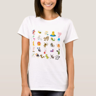 Alphabet Animal T-Shirt