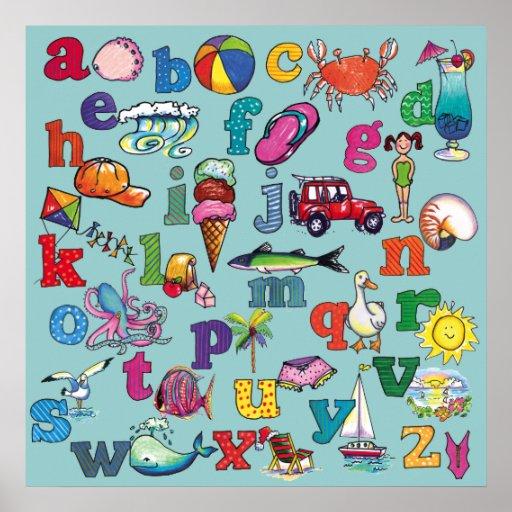 alphabet-bay-poster poster