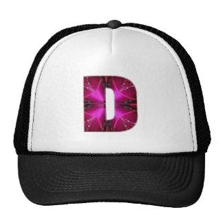 ALPHABET DDD ALPHAD TRUCKER HAT