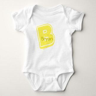 Alphabet Fun Baby Bodysuit