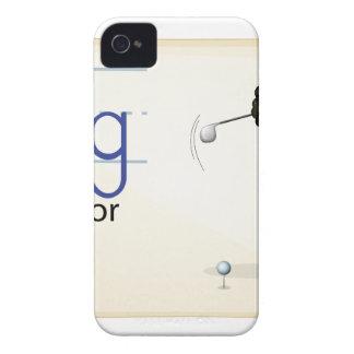 Alphabet G Case-Mate iPhone 4 Cases