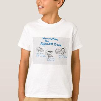 Alphabet Game T-Shirt