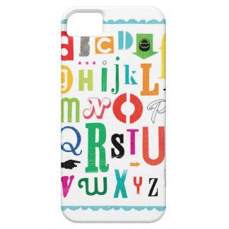 Alphabet! iPhone 5 Cover