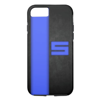 Alphabet / Letter S iPhone 7 Case