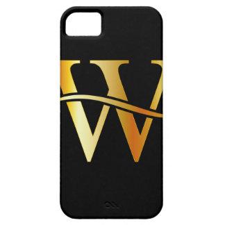 Alphabet logo iPhone 5 cover