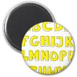 Alphabet Magnet