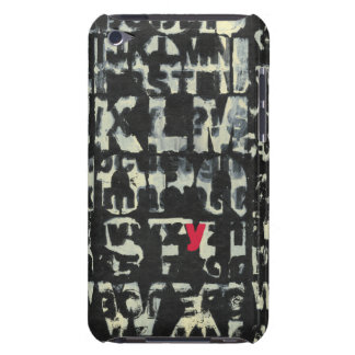 Alphabet Painting by Norman Wyatt Barely There iPod Cases