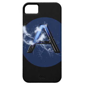 Alphabet. The letter А iPhone 5 Covers