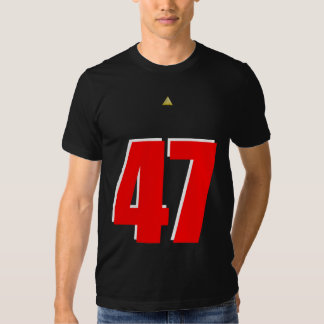 "Alphaco ""AK 47"" Gangsta Jersey Tee Shirts"