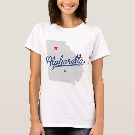 Alpharetta Georgia GA Shirt