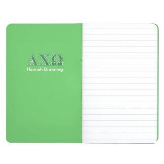Alphi Chi Omega Green Letters Journal