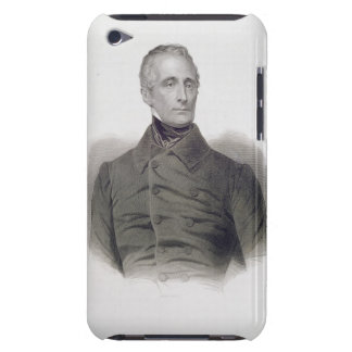 Alphonse de Lamartine, engraved by Pierre Pelee (1 iPod Case-Mate Cases