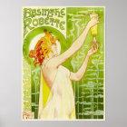 Alphonse Mucha Absinthe Robette Poster