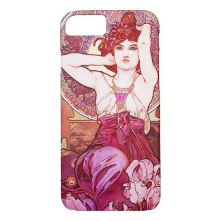 Alphonse Mucha Amethyst iPhone 7 case