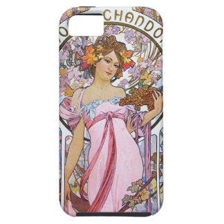 Alphonse Mucha. Champagne advertisement,1899. iPhone 5 Case