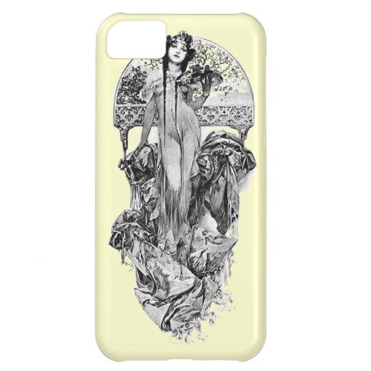 Alphonse Mucha-Choose colour iPhone 5C Case