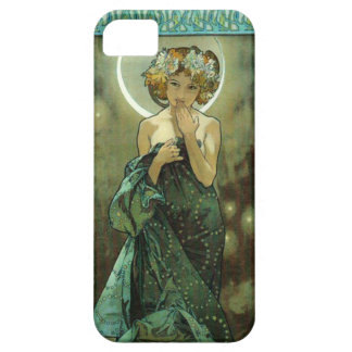 Alphonse Mucha Clair De Lune iPhone 5 Case