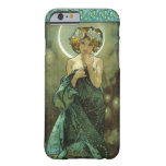 Alphonse Mucha Clair De Lune iPhone 6 case Barely There iPhone 6 Case