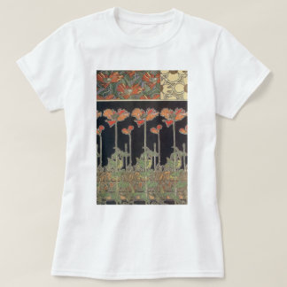 Alphonse Mucha Documents Décoratifs GalleryHD T-Shirt