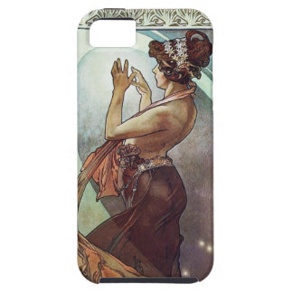 Alphonse Mucha. L 'Etoile Polaire/Pole Star, 1902 iPhone 5 Case