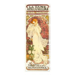 Alphonse Mucha Lady of the Camelias Print