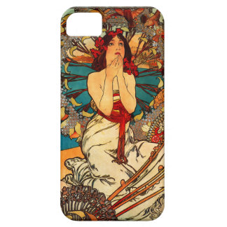 Alphonse Mucha Monte Carlo iPhone 5 Case