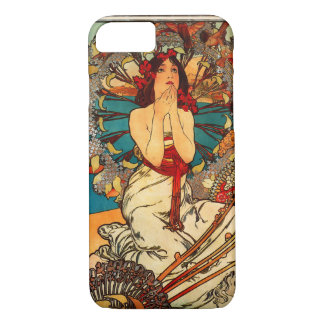 Alphonse Mucha Monte Carlo iPhone 7 case