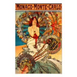 Alphonse Mucha Monte Carlo Print Photo