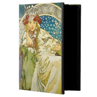 Alphonse Mucha Princess Hyacinth Art Nouveau
