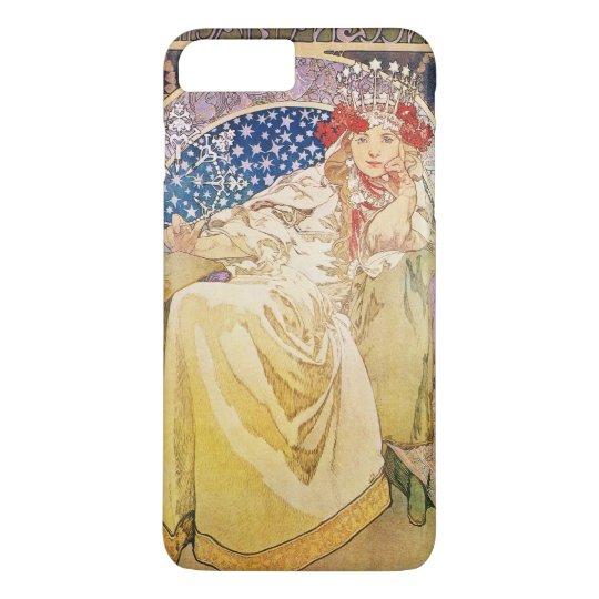 Alphonse Mucha Princess Hyacinth Art Nouveau iPhone 7