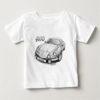 Alpine A110 Baby T-Shirt