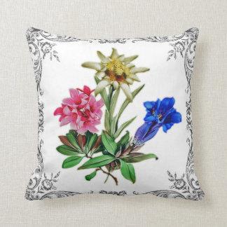 Alpine Flowers Cushions