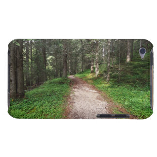 alpine forest barely there iPod cases